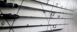 Quelle canne à pêche pour débuter au leurre ?
