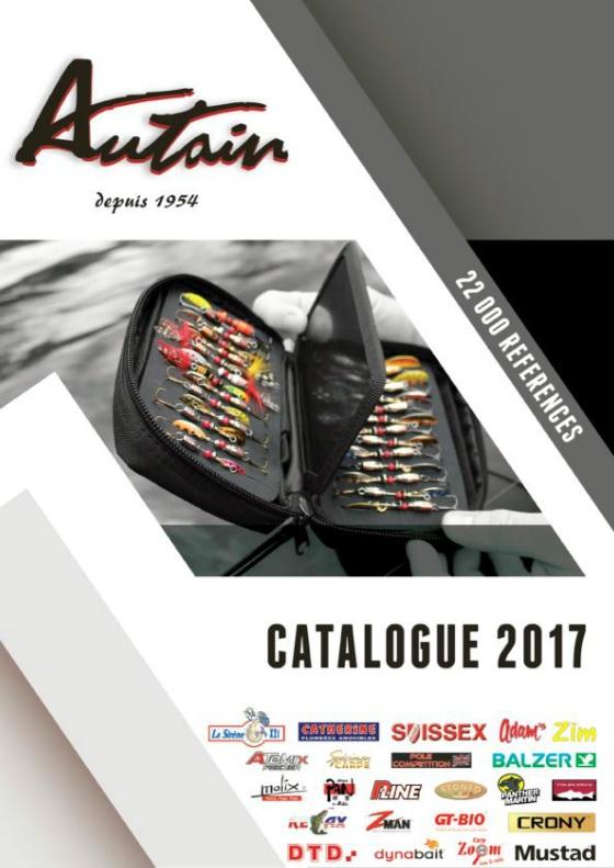 Catalogue Autain 2017 (Tout ce qui concerne la pêche)