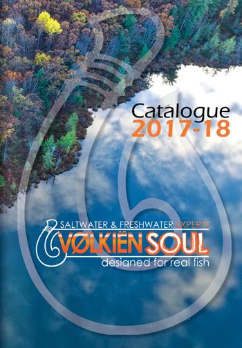 Catalogue Volkien soul (Cannes, moulinets, leurres, accessoires)