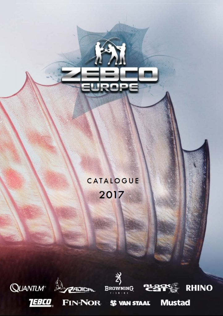 Catalogue Zebco 2017