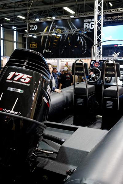 Une configuration semi-rigide proposée par MMG bateaux