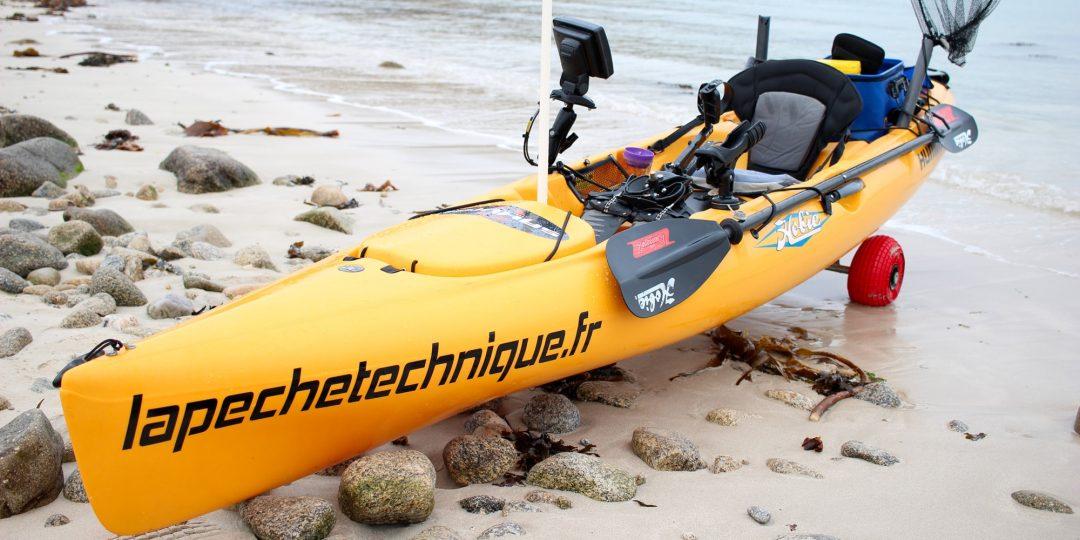 Réglementation : pêche en kayak en mer 2021