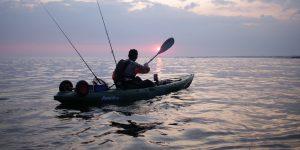 Pêche en kayak : quel matériel pour débuter ?