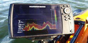 Sondeur sur un kayak : est-ce vraiment utile ?